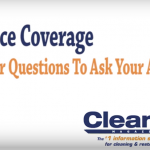 Find the Best Insurance Coverage for Your Cleaning or Restoration Company