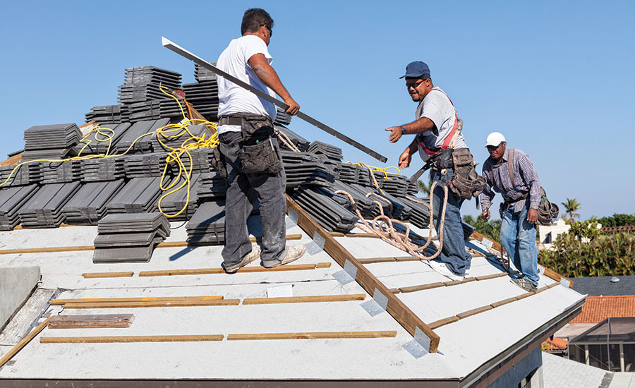 Action Roofing Restorations