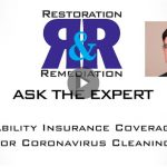 Liability Insurance Recommendations for Coronavirus Cleaning